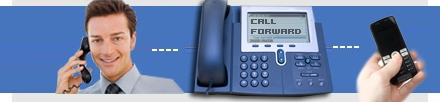 We bring your caller to you, just tell the Unlimited Voicemail Plan where you will be.