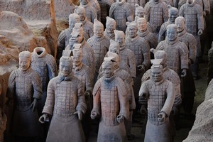 Ancient China Soldiers